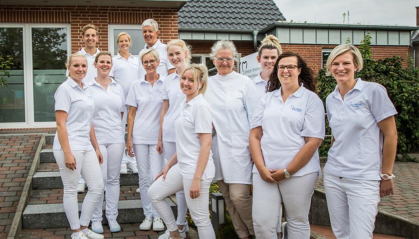Team Zahnarztpraxis Sibbersen